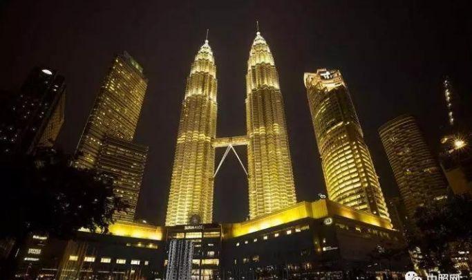 世界十大地标夜景 感受不一样的美任丘